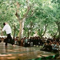 Homenatge Sr. Borràs, IES 2001