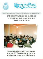 Roquetes: revista mensual d'informació local, número 155, desembre  1998