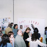 Diada de Sant Jordi, any 2003