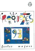 Programa de les Festes Majors de Roquetes 1993