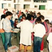 Festa a les escoles públiques de la Raval de Cristo