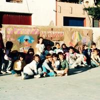 La Castanyada a les escoles públiques de la Raval de Cristo