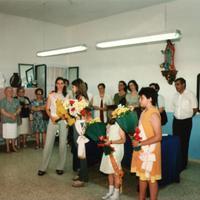 Presentació pubilles 2001