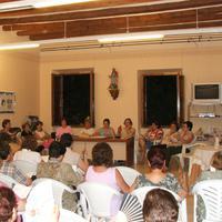 """Assemblea canvi Junta """" Associació de Dones de Roquetes"""""""