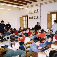 Competició escacs