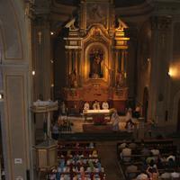 Missa solemne i Processó de Sant Gregori, any 2007
