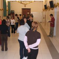 Curs de ball de l'Associació de Dones de Roquetes, l'any 2005
