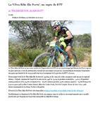 """La """"Ultra Bike Els Ports"""", un repte de BTT"""