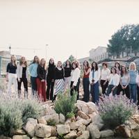 Pubilles de les Festes Majors de Roquetes de l'any 2002