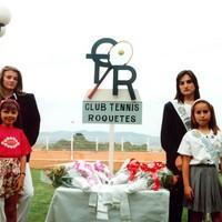 Proclamació de la Pubilla del Club de Tennis any 1992