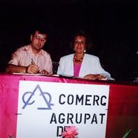 Presentació oficial del Comerç Agrupat de Roquetes