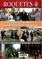 Roquetes: revista mensual d'informació local, número 240, agost-setembre 2006