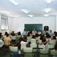 Fi de curs Escola Raval de Cristo 2001