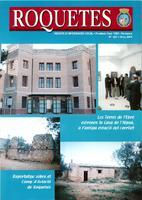 Roquetes: revista mensual d'informació local, número 224, març  2005