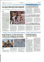 Pau Doñate finalitza en la quarta posició al Motocròs de Salomó