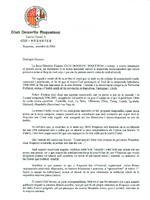 Comunicat del CD Roquetenc als empresaris de l'àmbit local per a la col·laboració i esponsarització del Club