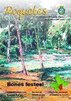 Roquetes: revista mensual d'informació local, número 261, desembre  2008