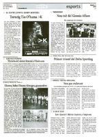 Victòria del sènior femení a Viladecans