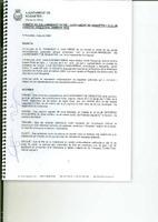 Conveni de col·laboració entre l'Ajuntament de Roquetes i el CD Roquetenc, 2009