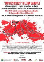 """""""Zapatos rojos"""" d'Elina Cahuvet"""