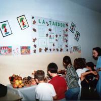 Castanyada Marcel·lí Domingo 2001<br /><br />