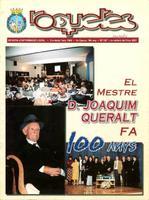 Roquetes: revista mensual d'informació local, número 187, novembre 2001