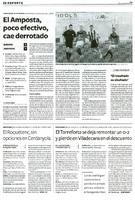 El Roquetenc, sin opciones en Cerdanyola