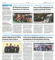 Catalònia i Roquetenc s'enfrontaran dissabte.