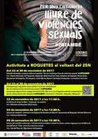 Per una Catalunya lliure de violències sexuals