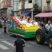Cosso Iris,a les Festes Majors de Roquetes de l' any 2007