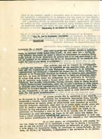 Correspondència entre Francesc Fabregat Cortiella i José Caresmar Castells, 1971