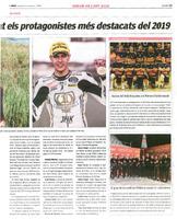 Ascens del Volei Roquetes a la Primera Divisió estatal.