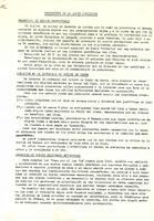 Comunicat de la Junta del CD Roquetenc en relació a noves propostes de la temporada 1982/1983