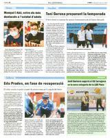 Mompel i Añó, entre els més destacats a l'estatal d'edats.