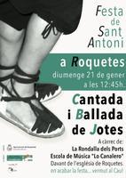 Festa de Sant Antoni a Roquetes