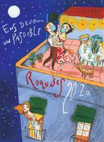 Il·lustració 'Ens devem un pasdoble' Roquetes, 2020