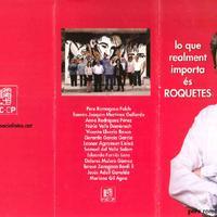Programa electoral PSC Roquetes 2015. Eleccions Municipals.