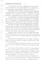 Document del CD Roquetenc dels actes de proclamació de les Pubilles de les Festes Majors de Roquetes, 1988