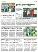 Joan Alcoba termina décimo en la Copa del Rey