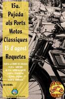 15a Pujada als Ports Motos Clàssiques
