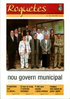 Roquetes: revista mensual d'informació local, número 248, octubre  2007