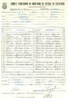 Acta de la Federació Catalana de Futbol del partit disputat entre el Vandellós i el CD Roquetenc, el 20 de març del 1988<br /><br />
