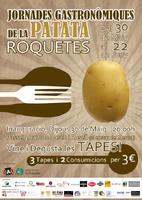Jornades gastronòmiques de la patata.