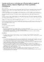Aquestes són les noves restriccins que el Procicat aplicarà a partir de dimarts a Tortosa, Amposta i Roquetes per frenar la pandèmia.