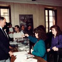 Elecció Pubilles any 1990