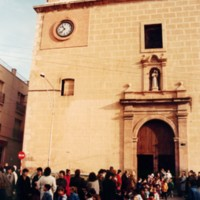 Visita a l'Església de Roquetes