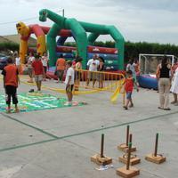 Festa infantil a les Festes de la Raval de Cristo, any 2007