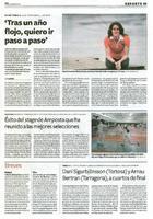 Joan Alcoba, 41º en la categoría sénior del Mundial