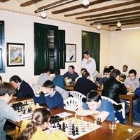 Escacs al Casal Municipal Hort de Cruells