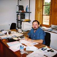 Francesc Benet. Director IES Roquetes.